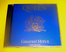 "CD "" QUEEN - GREATEST HITS II "" BEST OF / 17 SONGS (UNDER PRESSURE)"