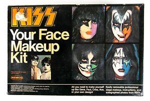 KISS YOUR FACE MAKEUP KIT 1978 Remco Aucoin vintage