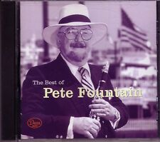 PETE FOUNTAIN Best DECCA CD Anthology SHRIMP BOATS A CLOSER WALK BLUE HEAVEN