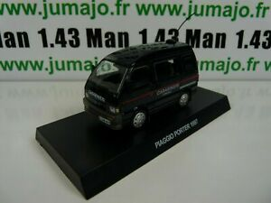 CR11 voiture 1/43 CARABINIERI : PIAGGIO PORTER 1997