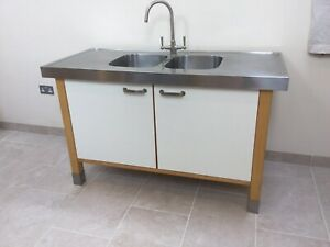 Ikea Varde freestanding sink unit delivery available