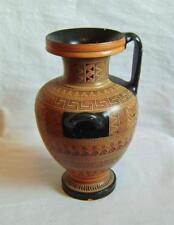 Vintage Museum Copy Ancient Greek Geometric Pottery Jug / vase :   20 cm high