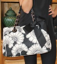 Kate Spade Japanese Floral Florence Broadhurst Helena Tote with Bow- Graphic Fun