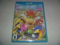 Super Mario Party 10 (2015) Nintendo Wii U Wiiu Game Complete Good Condition