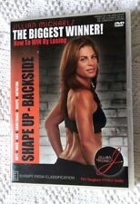 JILLIAN MICHAELS THE BIGGEST WINNER! SHAPE UP-BACKSIDE (DVD) R- ALL, LIKE NEW