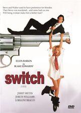 The Switch, 1991 (DVD,All,Sealed,New,Keep Case) Blake Edwards, Ellen Barkin