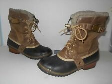 """""""SOREL"""" Womens Sz 11 """"RARE""""""""Short Conquest Carly"""" Boots-$10P9.99-Free Fast Ship"""