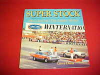SUPER STOCK DRAG RACING THE FAMILY SEDAN NHRA S/S FX HARDCOVER BOOK BUCH DAVIS