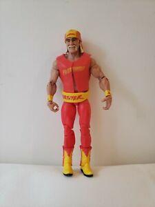 WWE/WWF Mattel Elite Hall of Fame Hulk Hogan Wrestling Action Figure.