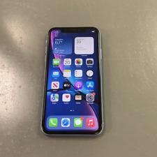 Apple iPhone XR - 64GB - Blue (Sprint) (Read Description) ED1060