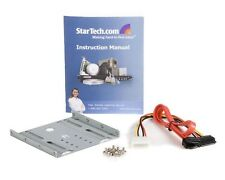 StarTech.com 2.5 inch Hard Drive to 3.5 inch Drive Bay Mounting Kit Storage bay