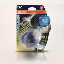 OSRAM X-Racer H7 Xenon Look Motorradlampen - Motorrad Roller Moped (2er Set)