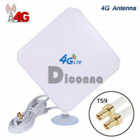 4G LTE Antenna 35dbi TS9 for USB 4G LTE Modem MiFi Mobile WiFi Router Hotspot