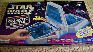 Star Wars Electronic Galactic Battle Game Replacement Parts & Pieces 1997 Tiger