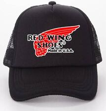 Red Wing USA Baseball Trucker Cap