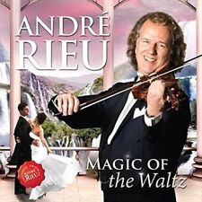 ANDRE RIEU Magic Of The Waltz CD NEW