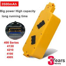 3500mAh Ni-MH Battery for iRobot Roomba 400 4000 APC Discovery Dirt Dog Vacuum C