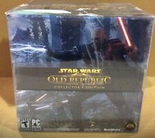 Star Wars: The Old Republic -- Collector's Edition (PC, 2011) Complete - Unused