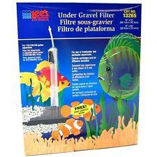 Lee's Original Under Gravel Aquariums Filter available in 12 different sizes