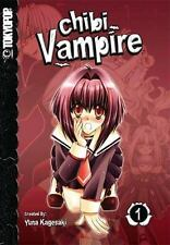 Chibi Vampire, Vol. 1-ExLibrary