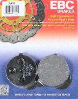 EBC - FA38 - Organic Brake Pads