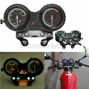 For YAMAHA YBR 125 Speedo Gauge Speedometer Set Clock Tachometer Speedo