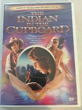 The Indian in the Cupboard (DVD)  ~  New & Factory Sealed!