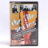 Lonnie Donegan - The File Series - Cassette Tape [ZCFLD011] (1977)
