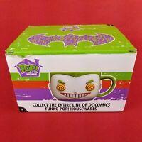 New Funko Joker Mug Cup DC Comics Legion of Collectors