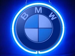 BMW Garage Display Decor Neon Sign