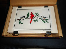 New listing Cardinal Chic Quart Food Storage Container Box by Aspects Made in Denmark Nos