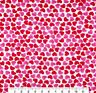 HEARTS VALENTINES Cotton Quilt Fabric BTY