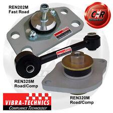 RENAULT TWINGO II RS (à 04/2008) Vibra TECHNICS COMPLET Route KIT