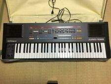 Roland Juno-106S Synthesizer Keyboard Tested Working Used