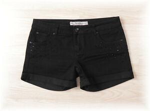 Multiblu * hübsche Jeans Shorts, kurze Jeans * Stretch * Gr. 40