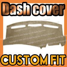 Fits 2007-2009 FORD  TAURUS  DASH COVER MAT  DASHBOARD PAD  / BEIGE