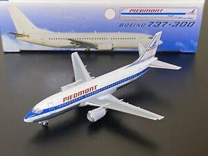Aeroclassics Piedmont Boeing 737-300 N312P 1/400