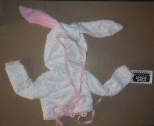 NWT Shaggy Bunny Ballet Wrap Top Great Dance Skate Coverup Rabbit Ears Girls