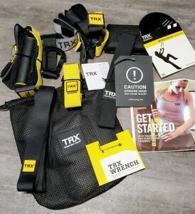 TRX Pro 4 Suspension Fitness Resistance Trainer