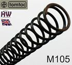 SOFTAIR TOY TOMTAC M105 SPRING HIGH  STEEL LINEAR UK ULTIMATE UPGRADE