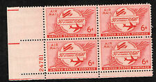 Variety of MINT US Airmail stamps Value over $ 10.15
