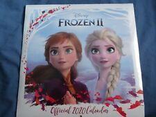 """Frozen 2 Official 2020 calendar - 12"""" x 12"""" size"""