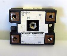 Gentron Powertherm 104x125dc013 Netzteilmodul es484h Gleichrichter. getestet