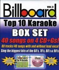 CD musicali pop rock karaoke
