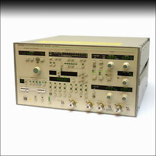 Anritsu MP1763B 50 MHz to 12.5GHz Pulse Pattern Generator w/ Opt 01 - CALIBRATED