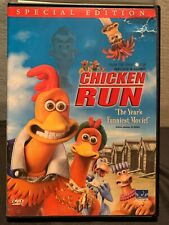 Chicken Run (Dvd, 2000, Widescreen) - Used