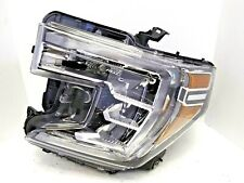 2019-2020 GMC SIERRA 1500 FULL LED LH DRIVER'S SD HEADLIGHT OEM# 079741198