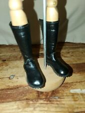 "Accessories for 12"" Action Figure 1:6 scale Oberschutze LAH Div Ceremonial Boots"