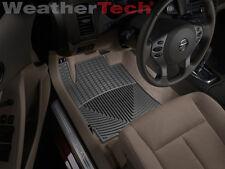 WeatherTech All-Weather Floor Mats for Nissan Altima Sedan - 2007-2012 - Black