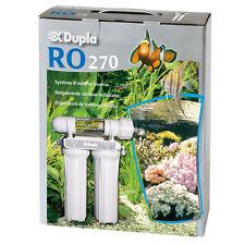 Dupla Ro 270 osmoseur pour Aquariophilie (33s)
